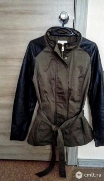 Куртка женская осенняя. Фото 1.