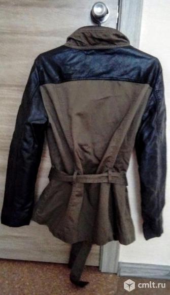 Куртка женская осенняя. Фото 2.