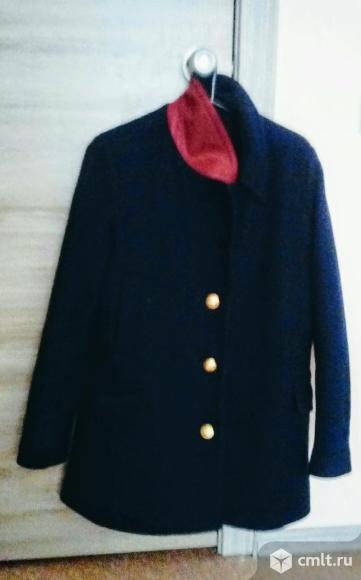Пальто осеннее. Фото 2.