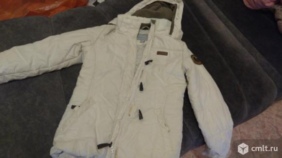 Куртка для девочки. Фото 2.
