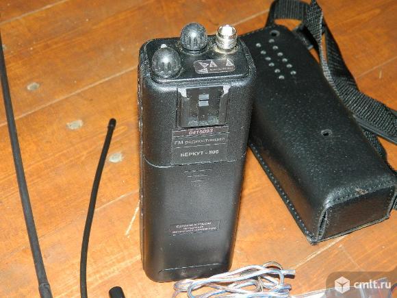 Беркут-806 портативная FM СиБи радиостанция. Фото 5.
