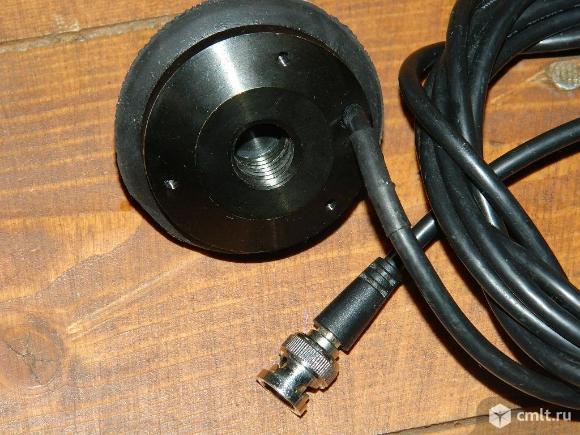 Крепление для штыревой антенны. Фото 2.