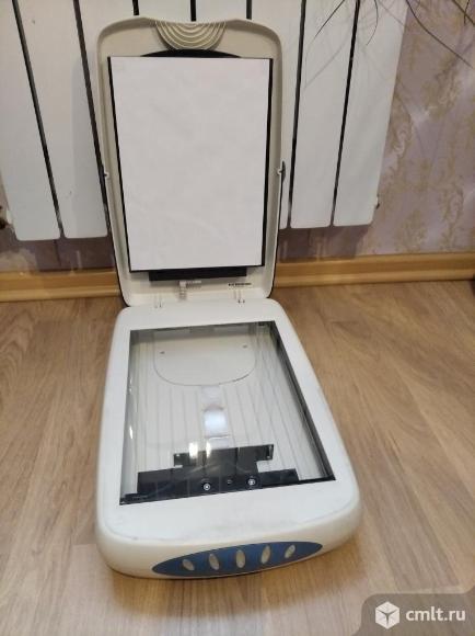 Сканер Сканер BenQ. Фото 3.