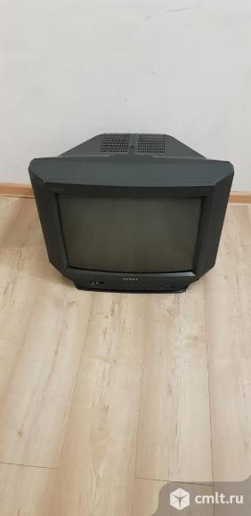 Телевизор кинескопный цв. Avest 54ТЦ02. Фото 1.