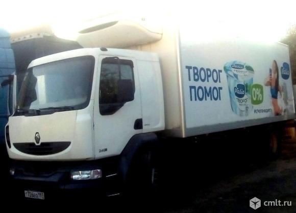 Водитель грузового автомобиля категория С. Фото 1.