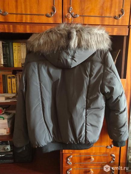Куртка-пуховик. Фото 3.