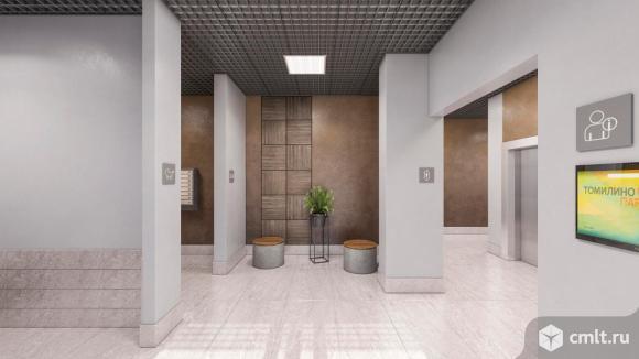 1-комнатная квартира 35,43 кв.м. Фото 20.