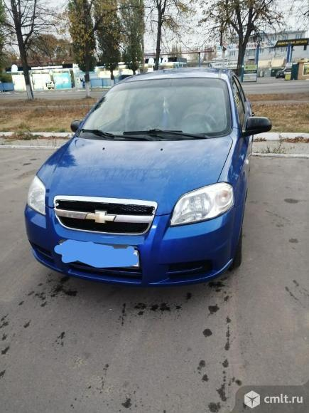 Chevrolet Aveo - 2010 г. в.. Фото 1.
