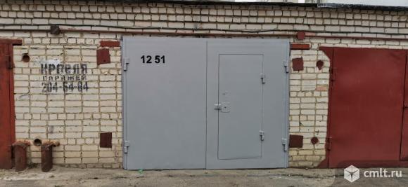 Капитальный гараж 24 кв. м Экран. Фото 1.
