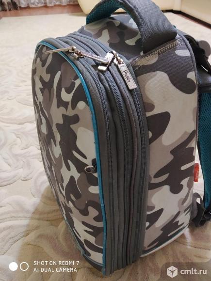Рюкзак школьный Hatber. Фото 1.