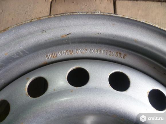 Диски для ВАЗ - 04-099. Фото 3.