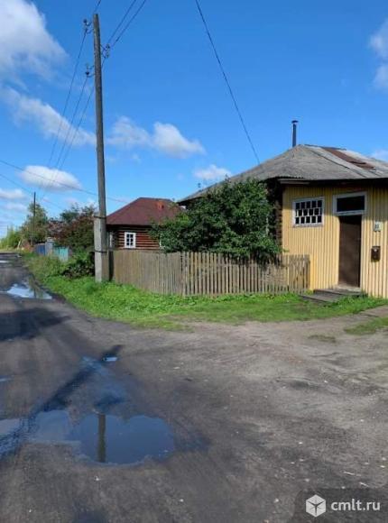 Продается: дом 46.3 м2 на участке 10 сот.. Фото 1.