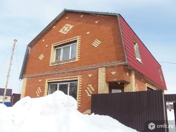 Продается: дом 165.5 м2 на участке 14.4 сот.. Фото 1.