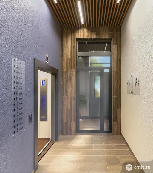 3-комнатная квартира 67,4 кв.м. Фото 13.