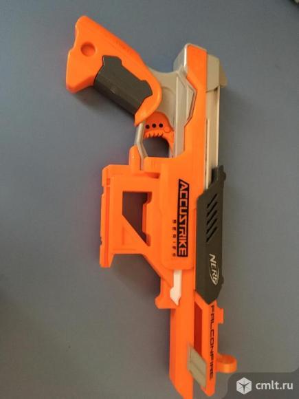 """Пистолет """"NERF"""". Фото 2."""