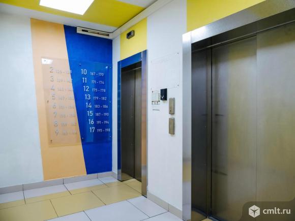 2-комнатная квартира 55,8 кв.м. Фото 20.