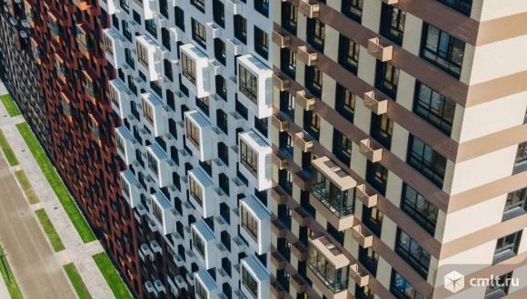 1-комнатная квартира 23,4 кв.м. Фото 17.