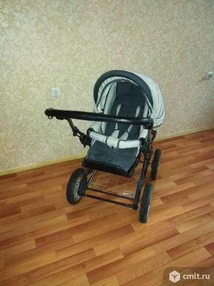 Детская коляска Wiejar. Фото 1.
