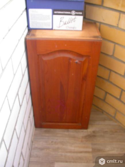 Шкаф 300х400х720 мм навесной деревянный, 900 р. Фото 2.