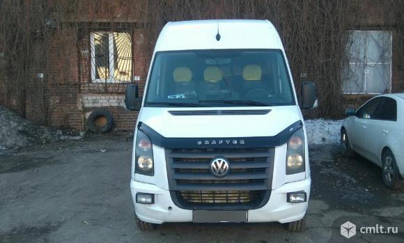 Микроавтобус Volkswagen Crafter - 2007 г. в.. Фото 1.