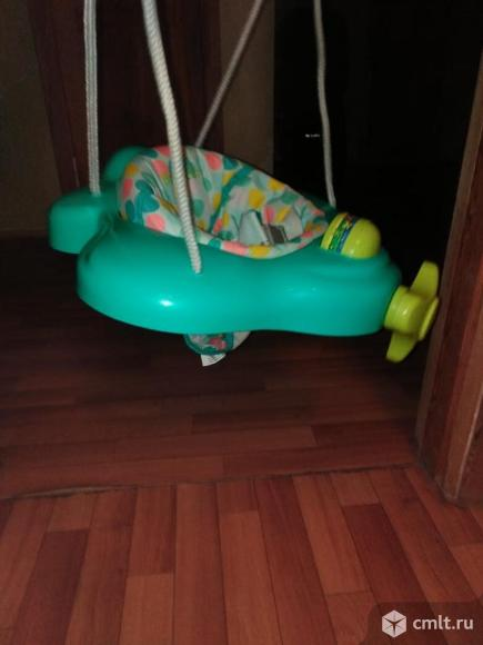 Прыгунки детские ( самолетик ). Фото 4.