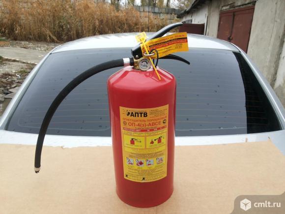 Огнетушитель. Фото 1.