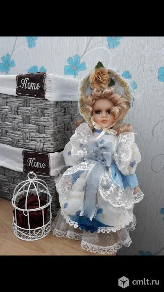 Кукла коллекционная. Фото 1.