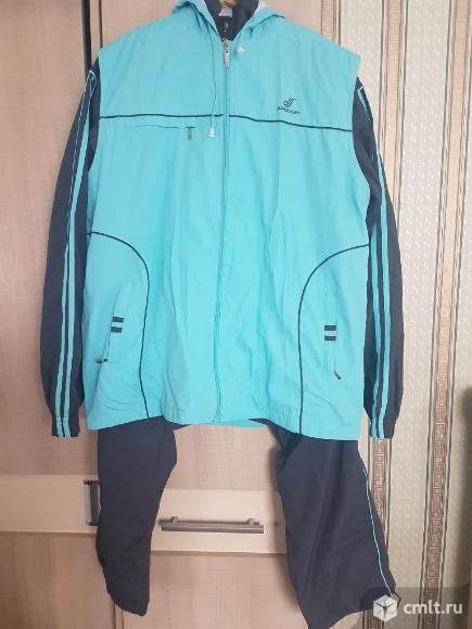 Продам новый спортивный костюм женский, тройка.. Фото 1.