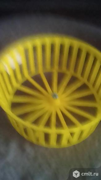 Продам колесо большое для хомяка. Фото 1.