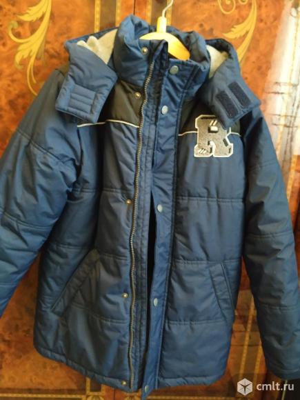 Осенняя куртка для мальчиков. Фото 1.