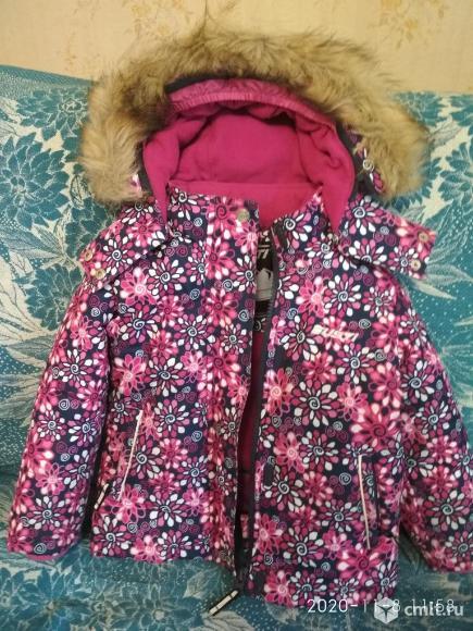 Куртка GUSTI зимняя. Фото 6.