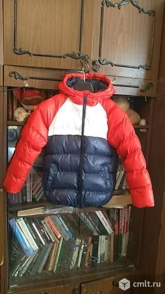 Куртка демисезон для мальчика 8-9 лет. Фото 1.
