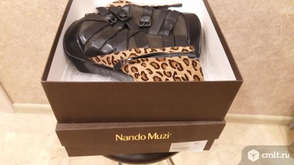 "Туфли ""Nando Myzi"". Фото 1."