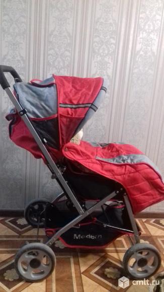 "Продаю детскую коляску ""Modern"". Фото 6."
