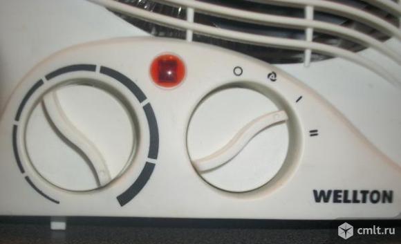 Тепловентилятор Wellton FHS 01. Фото 2.