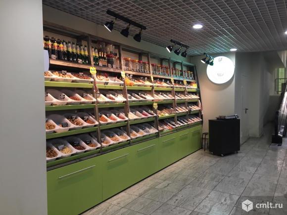 Торговое оборудование для продажи орехов, сухофруктов. Фото 1.