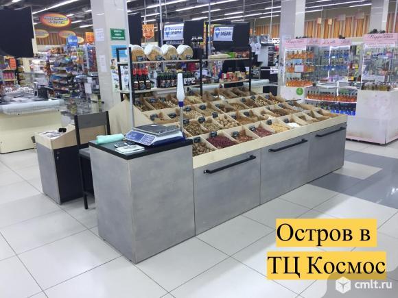 Торговое оборудование для продажи орехов, сухофруктов. Фото 5.