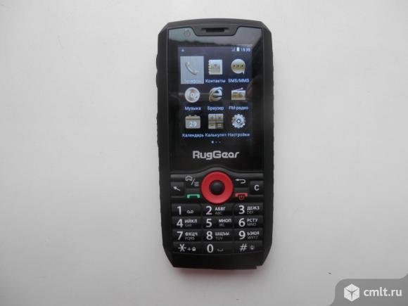 Смартфон ruggear RG  160. Фото 1.