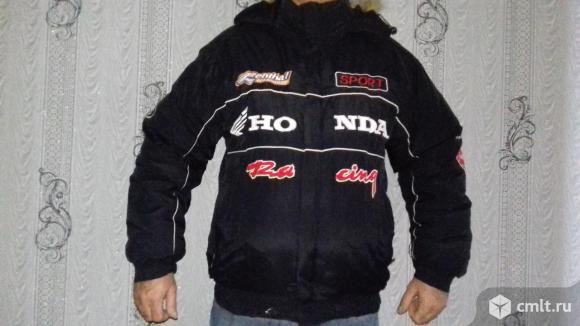 Мужская зимняя куртка HONDA.. Фото 1.