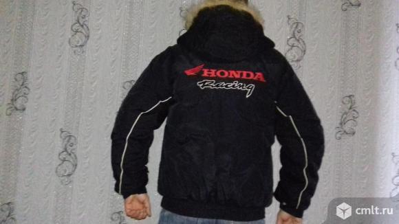 Мужская зимняя куртка HONDA.. Фото 3.