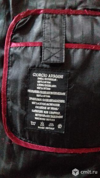 Демисезонная куртка с подстежкой из синтепона.. Фото 3.