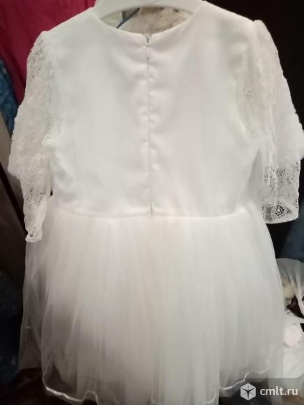 Продаю нарядное платье на девочку.. Фото 3.