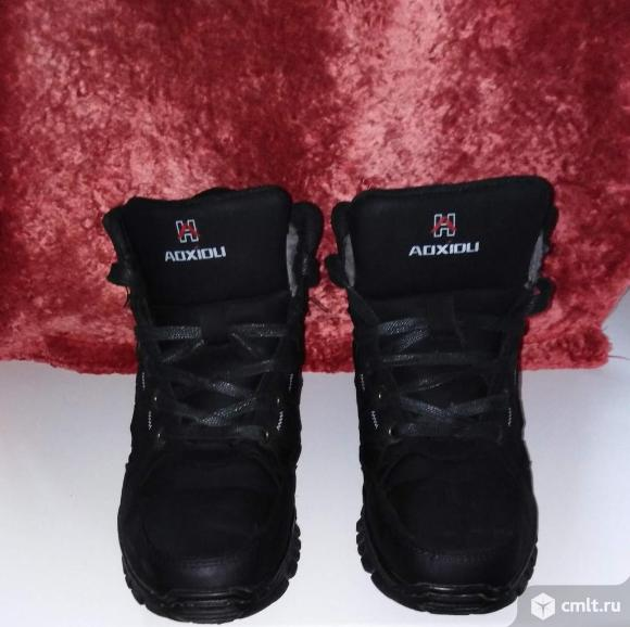 Кроссовки на меху Aoxidu. Фото 1.