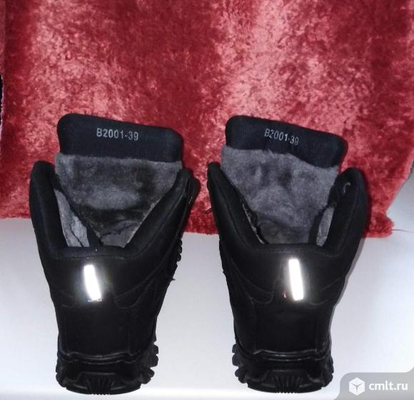Кроссовки на меху Aoxidu. Фото 3.