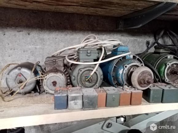 Электродвигатель 0,25-0,4кВт, 380В.. Фото 1.