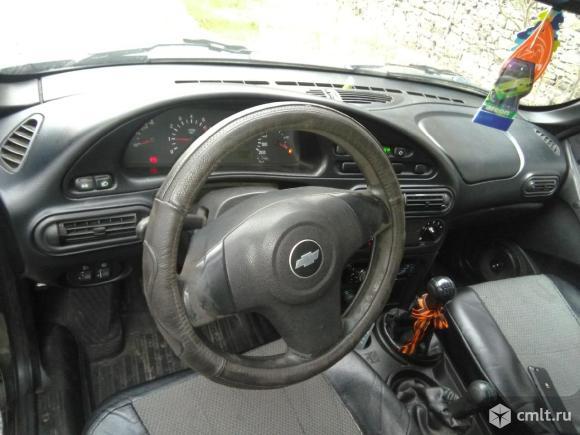 Chevrolet Niva - 2009 г. в.. Фото 8.