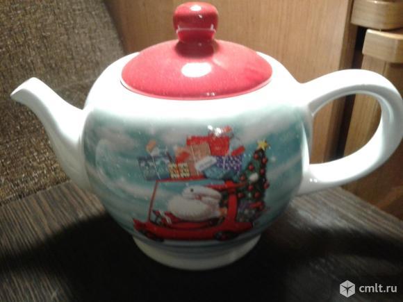 Чайник заварочный. Фото 1.