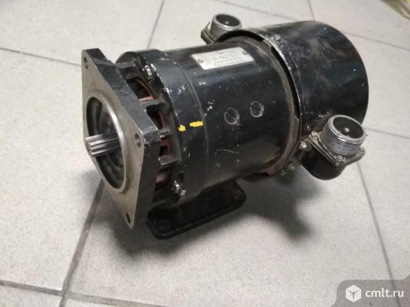 Электродвигатель Д-1500ТВ. Фото 1.