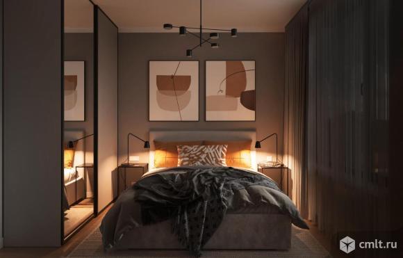 2-комнатная квартира 60,3 кв.м. Фото 20.