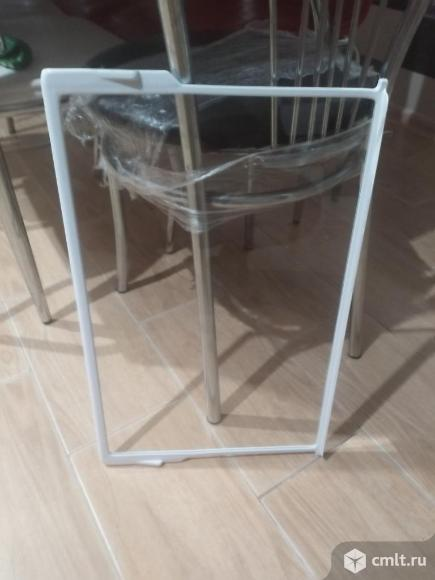 Полка для холодильника стеклянная. Фото 1.